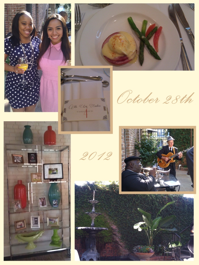Brunch Wedding Collage