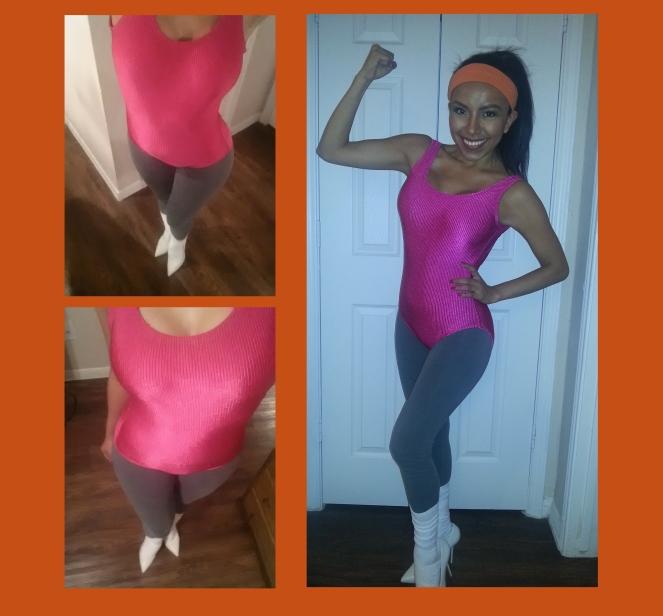 Fitness Costume
