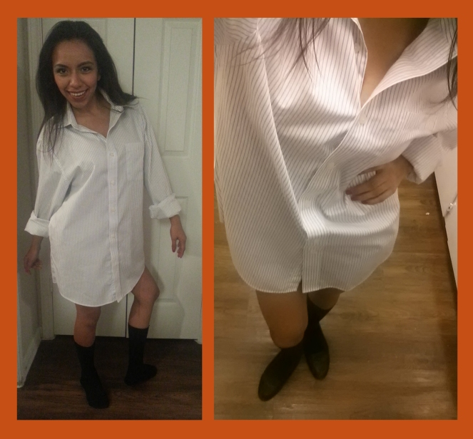 Risky Business Costume